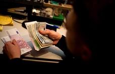 327 forintba is került ma egy euró