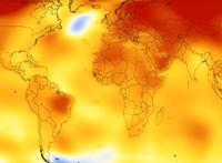 Sokkoló képen látszik, mit is jelent a klímaváltozás