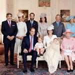 Itt vannak a hivatalos fotók a királyi keresztelőről