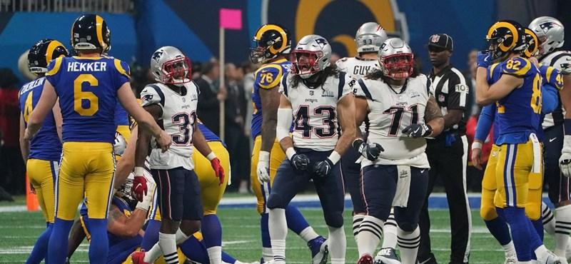 Ilyen egy igazi hollywoodi szelfi a Super Bowl döntöjében