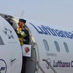 A Lufthansa megzsarolta a pilótákat