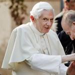 XVI. Benedek látogatása Spanyolországban - Nagyítás-fotógaléria
