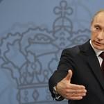 Putyin mégsem kap Quadriga-díjat