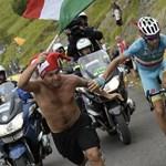 Vincenzo Nibali nyerte a Giro d'Italiát