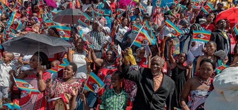 Nevet váltott egy afrikai ország, és ennek Svájcban is örülnek