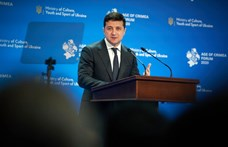 Orbánt és Ádert is meghívta Zelenszkij, hogy álljanak ki az ukrán függetlenség mellett