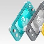 Új, olcsóbb kézi konzolt ad ki a Nintendo, itt a Switch Lite