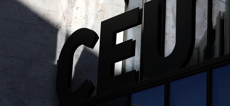 Kedvezményt ad a kormány a CEU-nak, módosítják a felsőoktatási törvényt
