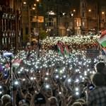 Újra tízezrek a budapesti utcákon: Orbán ellen és egy új ellenzékért vonultak