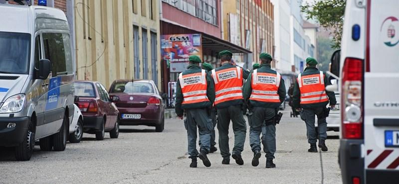 Lecsapott a NAV és a rendőrség a kínaiakra