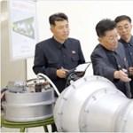 Észak-Korea bejelentette, hogy hidrogénbombát tesztelt