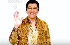 Emlékeznek még a Pen-Pineapple-Apple-Pen dalra? Itt a kézmosásra buzdító változata