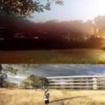 Űrváros - megtekinthetőek az Apple egyetem tervei