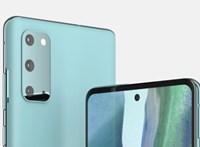 Közelebbről is megnézheti a Samsung még be sem mutatott új telefonját