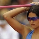 Az olimpia legdögösebb sportolónője, de érmet nem is remél