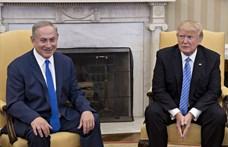 Izrael nem enged be két amerikai képviselőt, miután Trump ellenük tweetelt
