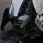 Kitalálja egyetlen képből, milyen autót törtek össze (már megint)?