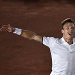 Újra van magyar teniszező a legjobb 100 között