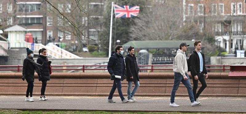 Senki nem halt meg koronavírusban az elmúlt 24 órában Londonban