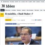 Darth Vaderhez hasonlította Navracsicsot a Le Monde