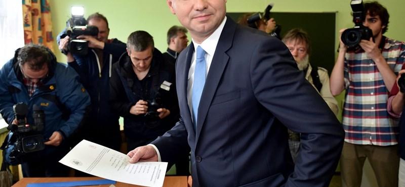 Andrzej Duda lesz Lengyelország elnöke