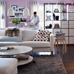 Bútort is lehet kölcsönözni az IKEA-tól