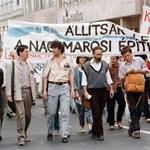 Volt tüntetni 1988-ban? Itt az idő, hogy elmondja, milyen volt