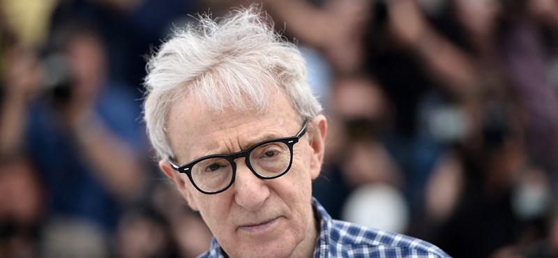 Woody Allen önéletrajzot írt, a fia kiborult
