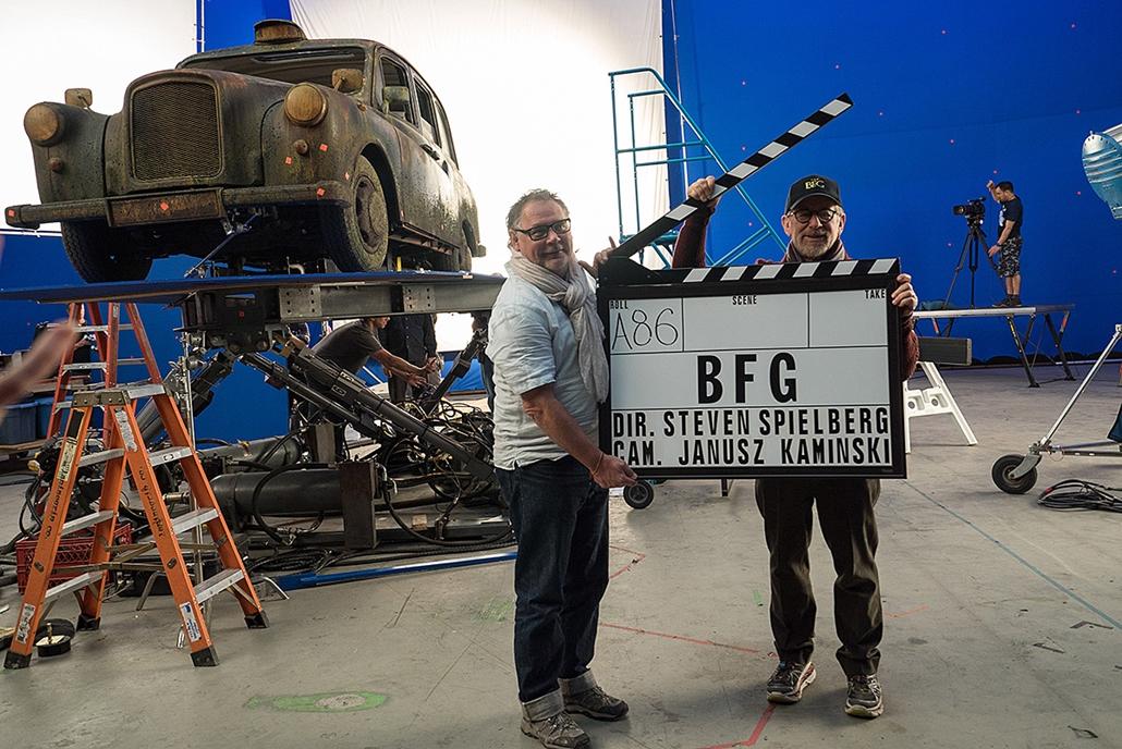 AFP 2016 Steven Spielberg, A barátságos óriás / The Big Friendly Giant