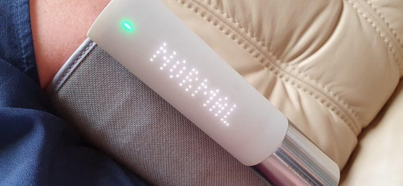 Ez az otthoni vérnyomásmérő nem csak pontos, de sokat elárul a szíve állapotáról is