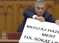 Hadházy feljelentést tehet a parlamenti akciója után