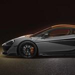 Felfelé ordító kipufogóval érkezett a legújabb utcai McLaren sportkocsi