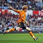 Bogdán Ádám az Arsenal ellen tér vissza a Bolton kapujába