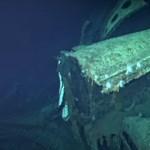 Újabb világháborús japán repülőgép-hordozó roncsaira bukkantak a tenger mélyén