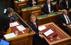 Botránnyal kezdődött az ülésszak a Parlamentben: Orbán, Hadházy és Gyurcsány a főszerepekben