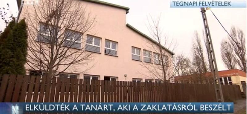 Vádat emeltek az alapítványi iskola zaklató tanára ellen
