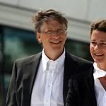 Bill Gates meglepő fotót posztolt: ismét gimnazistának érezte magát