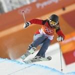 Elizabeth Swaney is hazatért az olimpiáról (videó)