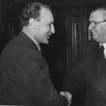 Jóbarátok magyar módra: Münnich Ferenc és Nagy Imre
