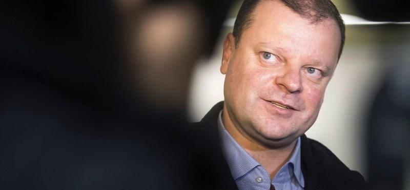 Meglepő eredmény a litván választásokon
