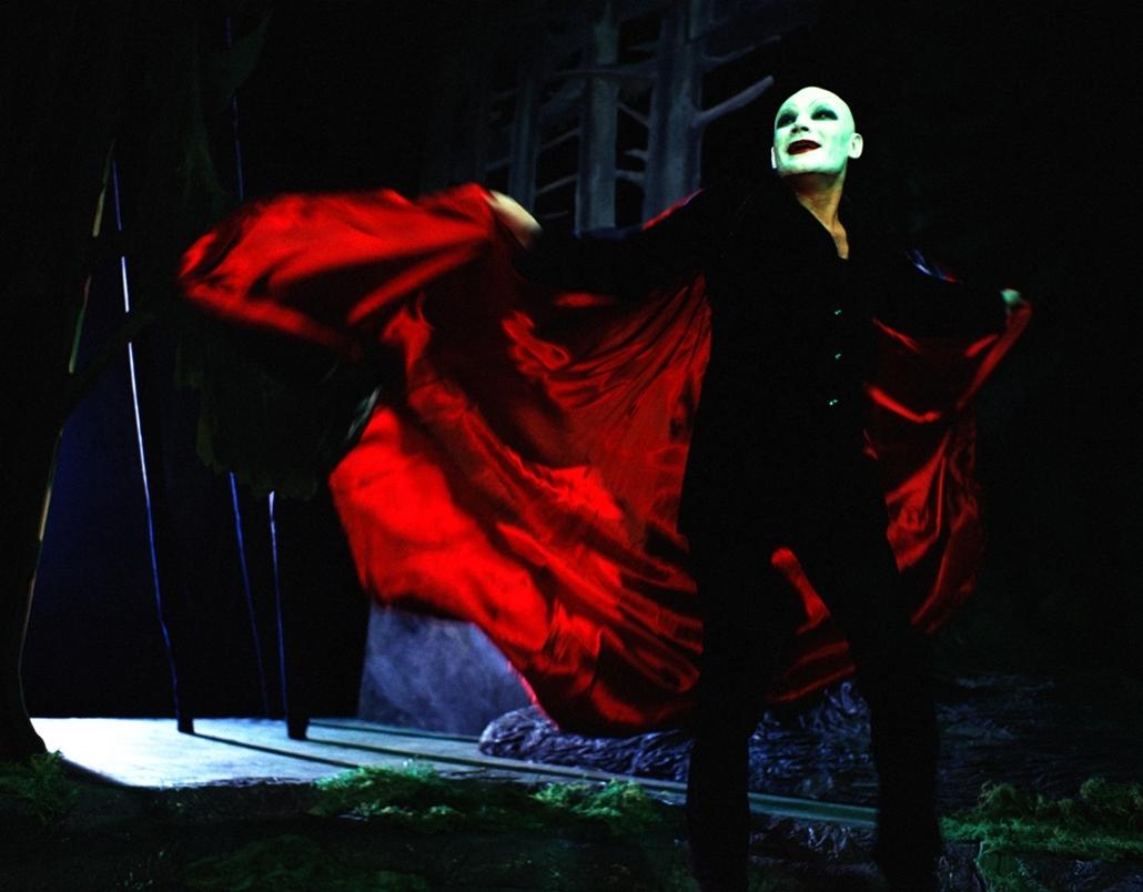 Mephisto: Klaus Maria Brandauer - Filmgyári capriccio nagyitas