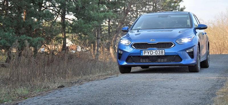 Kia Ceed-teszt: van, akinek már most az év autója