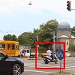 Ezt a piros lámpát szinte minden autós benézi Budapesten – videó