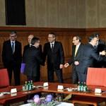 Eltitkolta Orbán a bankvezérek elől az EU-IMF-tárgyalók lelépését