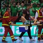 Súlyosan megsérült a Győr sztárja
