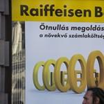 55 millió eurót nyomott magyar leányába a Raiffeisen