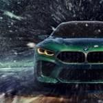 Itt a BMW M8 Gran Coupé: négy ajtó és 650 lóerő