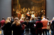 Ez elég menő lesz: élőben lehet követni Rembrandt Éjjeli őrjáratának a restaurálását