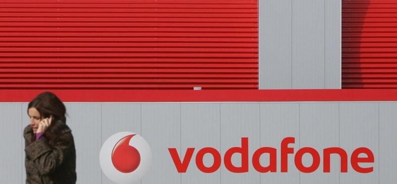 Egy pillérrel kevesebb tartja a Vodafone-t