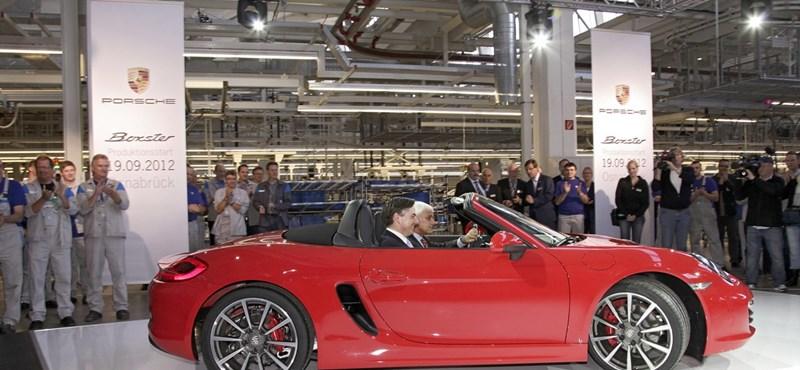 Túl elfoglalt a Porsche, hogy Porschét gyártson